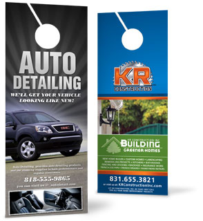doorhanger flyer distribution hampton roads