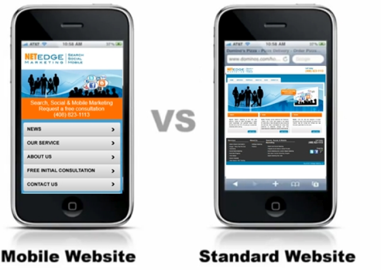 mobile web design virginia beach