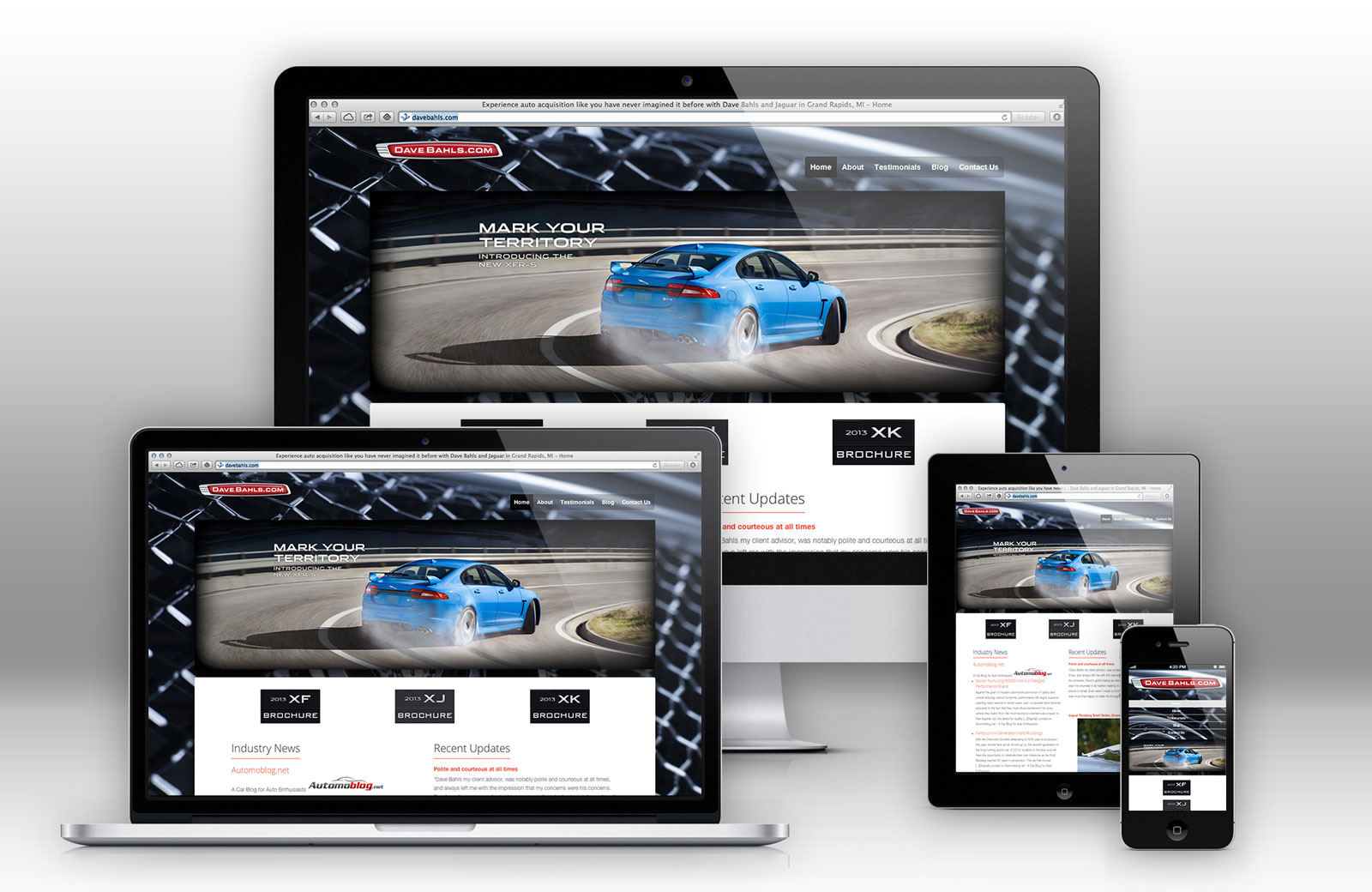 mobile responsive web design hampton roads norfolk