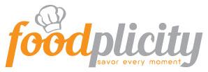 foodpicity logo design