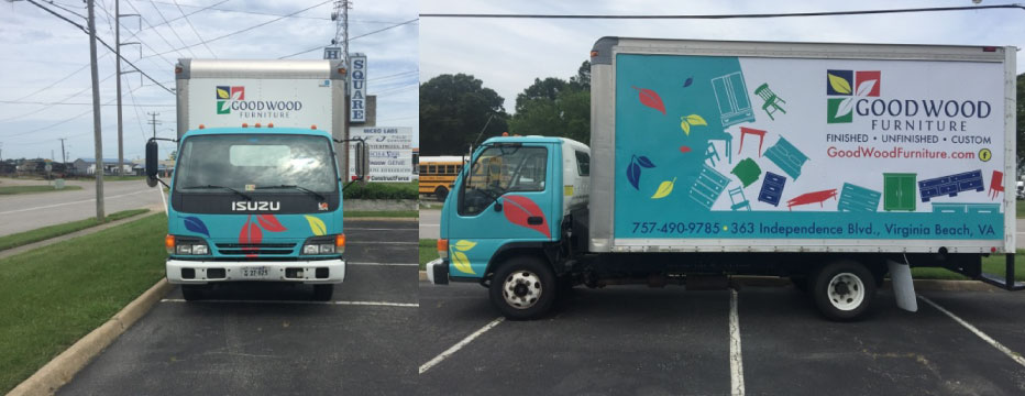 virginia beach vehicle wraps