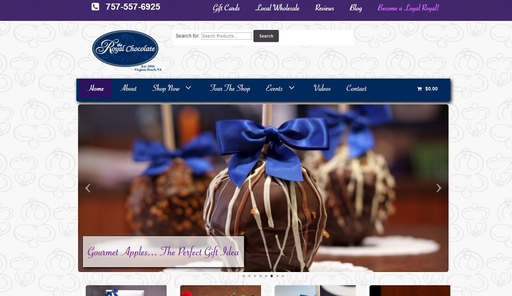 virginia beach website design