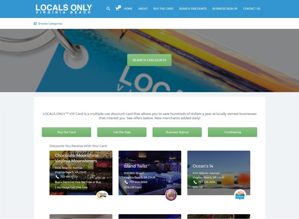vb web design