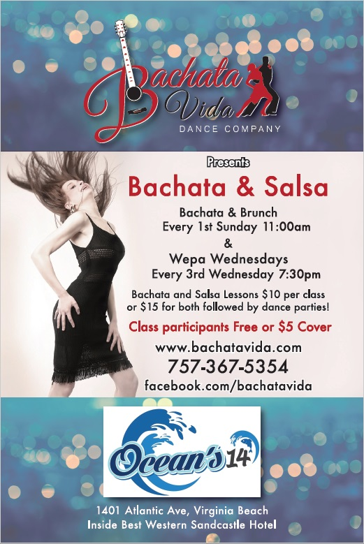 flyer design va beach