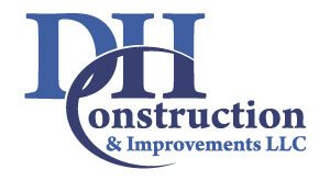 DH logo design