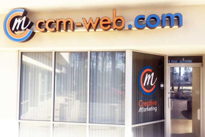 CCM web design office Virginia Beach