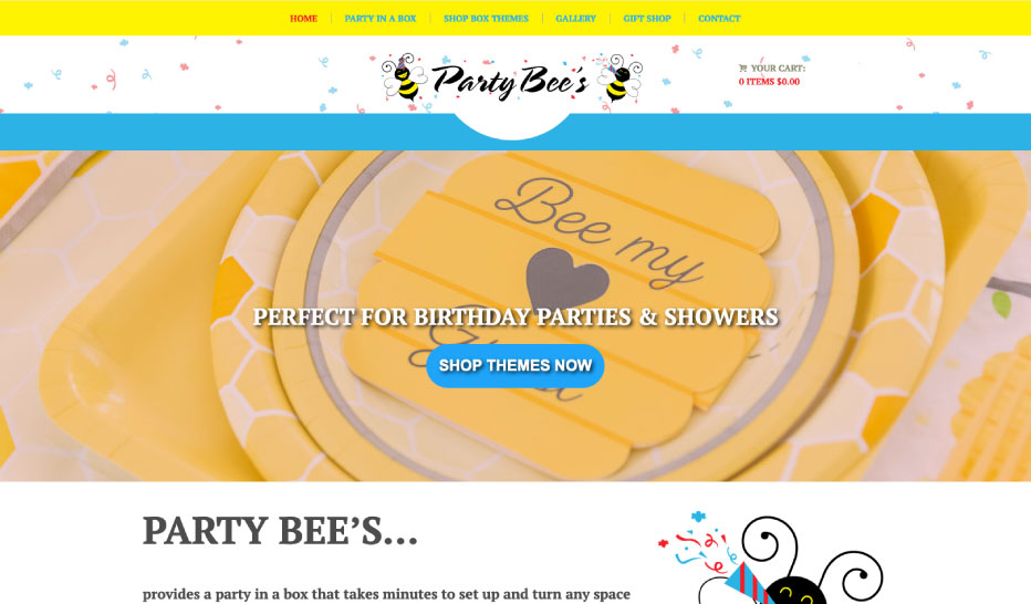 party bee's